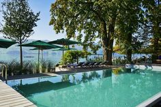 Seerose Resort & Spa, a boutique hotel in Meisterschwanden