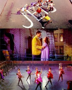 hold my hand and i'll take you there Theatre Geek, Broadway Theatre, Musical Theatre, Music Tv, Art Music, West Side Story 1961, George Chakiris, Hollywood Costume, Movies Playing