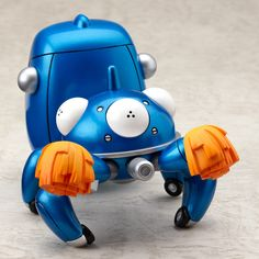 Tachikoma Nendoroid Cheerful version from Ghost in the Shell: Stand Alone Complex. Possibly the cutest combat machines ever!