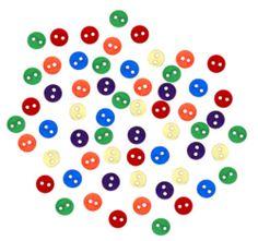 Jesse James Buttons Dress It Up  Tiny Micro Mini Round SOUTHWEST Quilt Buttons