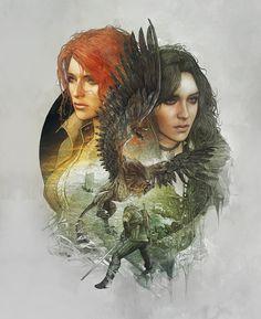 The Witcher Artes EXCLUSIVAS! #6