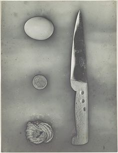 Raoul Ubac | Les objets by Raoul Ubac (Belgian, Malmèdy 1910–1985 Dieudonné)