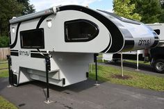 Cirrus 820 Truck Camper Review
