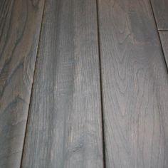 White Oak Charcoal Briquette x Hand Scraped Solid Hardwood Flooring Hardwood Floor Colors, Hardwood Floors, Engineered Bamboo Flooring, Charcoal Briquettes, White Oak Floors, Waterproof Flooring, Grey Flooring, Floor Finishes, Red Oak