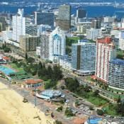 Durban, KwaZulu-Natal, South Africa: Durban on South Africa's Riviera is blessed with golden beaches and warm waters. Rio Grande Do Norte, Zimbabwe, Places Around The World, Around The Worlds, Great Places, Beautiful Places, Places To Travel, Places To Visit, Durban South Africa