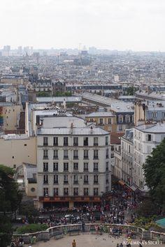 Montmartre, Paris - Adalmina's Secret