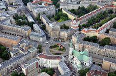 Warszawa  Plac Zbawiciela