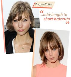 Karlie Kloss and Edie Campbell: New York Fashion Week Hair