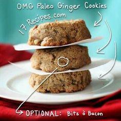 Ginger Cookies #food #recipe