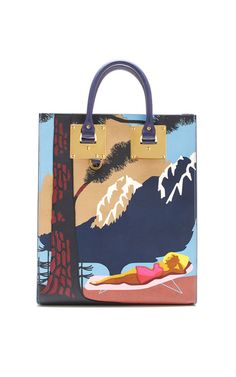 Albion Tote Bag by Sophie Hulme for Preorder on Moda Operandi