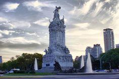 Monumento a los Españoles, Palermo, Buenos Aires