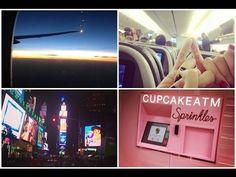 Oi meninas, tudo bom? O primeiro vlog de NYC está no ar <3 Eu e a minha irmã fomos viajar para Nova York por uma semana e gravamos tudo...