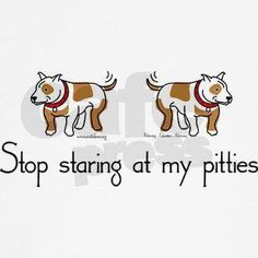 I love this!! How can I Not? Your Pitties are too cute! <3 Gotta <3 All Pitties!