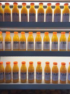 De bonnes oranges en bouteille dans notre magasin d'Issy-les-Moulineaux :). #LeJusLePlusFrais #Intermarché #Fruits
