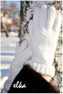 ёлки-палки... : Зима / Winter Gloves, Winter, Winter Time, Mittens