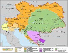 La monarchie austro-hongroise