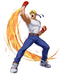 Axel Stone from Project X Zone 2