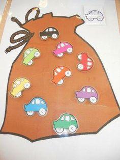 commande jeu voiture... schème + dé Plus Preschool Christmas, Saint Nicholas, Kids Artwork, Teaching French, Saints, Stage, Pictures, Recherche Google, Preschool Ideas