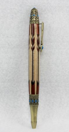 No Comments Just post new segmented pens and Likes - Page 31 - International Association of Penturners Pilot Fountain Pen, Fountain Pen Ink, Pen Turning, Wood Turning, Fine Pens, Pen Blanks, Pen Design, Painting On Wood, Wood Paintings
