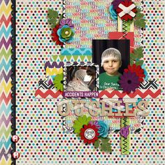 Boo Boos and Ouchies by Digilicous Designs Cindy Template 73
