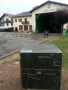 Elbete Baztandarren Biltzarrak 50 urte- Plazan Posada