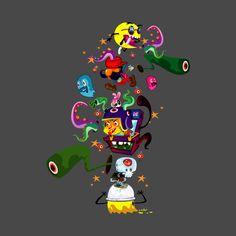 Awesome 'GAMES' design on TeePublic!