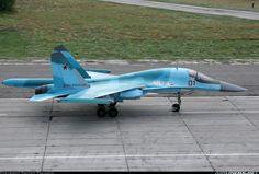 Sukhoi Su-34, 01 RED