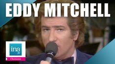 "Eddy Mitchell ""Pas de boogie woogie"" (live officiel)   Archive INA Yves Simon, Michel Delpech, Alain Chamfort, Enrico Macias, Eddy Mitchell, Emission Tv, Sheila, Boogie Woogie, Music Videos"