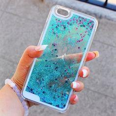 Imagen de blue, iphone, and case