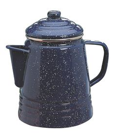This Stainless Steel Percolator by Coleman is perfect! #zulilyfinds