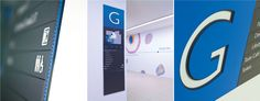 Interior wayfinding signage and signs | Architectural signage, interior and exterior signs : Signbox