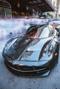 Pagani Huayra #car