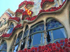 sant jordi barcelona casa batllo