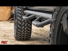 Rough Country Wheel to Wheel Nerf Steps for 2015-2017 Chevrolet Colorado / GMC Canyon | Rough Country Suspension Systems®