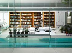 บ้านร่วมสมัย 6,400 ตารางฟุต 5 ห้องนอน ห้องรับแขกที่งดงาม Double-Volume | fPdecor.com | ศูนย์รวมแบบบ้านฟรี และตกแต่งภายใน