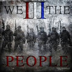 We the People III% GOD BLESS OUR VETS, GOD BLESS OUR TROOPS AND GOD BLESS AMERICA!!! ~@guntotingkafir