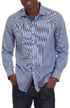 Robert Graham Wild World Classic Fit Woven Shirt