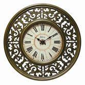 Found it at Wayfair - Crescendo Wall Clock