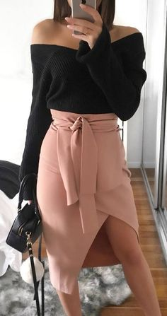 trendy outfit idea