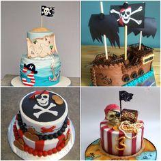 I➨ Entra aquí para encontrar ideas originales para una fiesta pirata. ¡¡Es muy divertida y fácil de hacer!! Sorprende a los invitados con nuestros tips