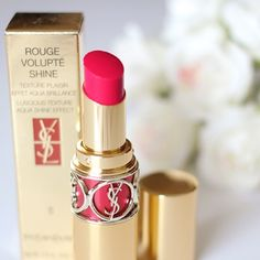 YSL rouge volupte shine 49 BRAND NEW Rose Saint Germain season color. Love this  lipstick! Brand new in box. The best . No trades✨ Yves Saint Laurent Makeup Lipstick