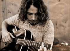 One of my favorite voices, Chris Cornell