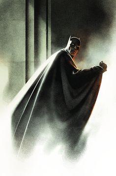 Detective Comics variant cover - Batman by Joshua Middleton * Batman City, Batman And Superman, Gotham City, Spiderman, Batman Robin, Batman Artwork, Batman Wallpaper, Batman Drawing, Batman Poster