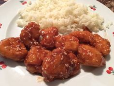 Mézes szezámmagos csirke Food And Drink, Ethnic Recipes