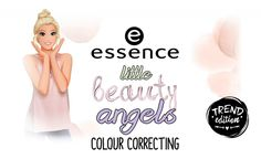 Live, Life and Dream: Essence ''Little Beauty Angels Colour Correcting''...