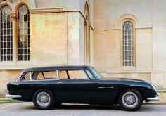 Aston Martin DB5 Vantage Shooting Brake by Harold Radford (1965)