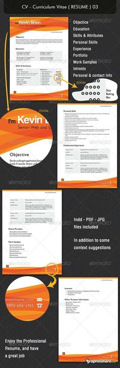 Pocket CV  Professional Resume Designer On The Go app Resume CV - resume maker app