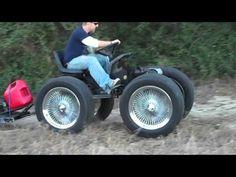 Fast lawn mower #5 Highlights (R Racing)