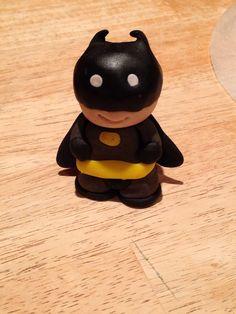 Chubby fondant batman