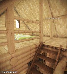 Photo Interior3 1 Wood CabinsBahay Kubo DesignHaniExteriorWood